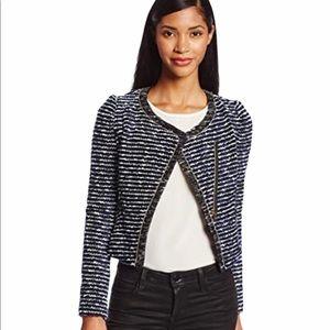 McGinn Lisette Tweed Jacket size 10